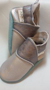 Atelier Van Prins Oentsjerk handgemaakte leren kinderschoenen