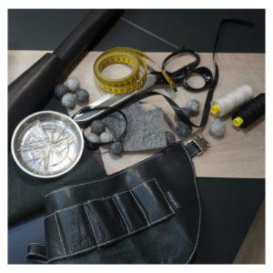 Atelier Van Prins Oentsjerk armbanden leren kinderschoenen ceintuurs elegante damestassen