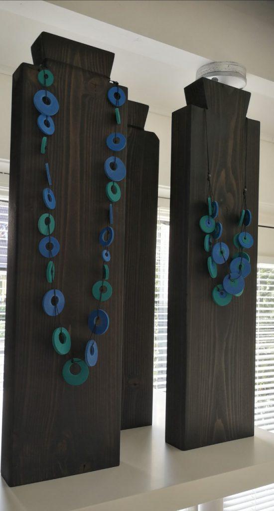 Atelier Van Prins Oentsjerk handgemaakte unieke ketting